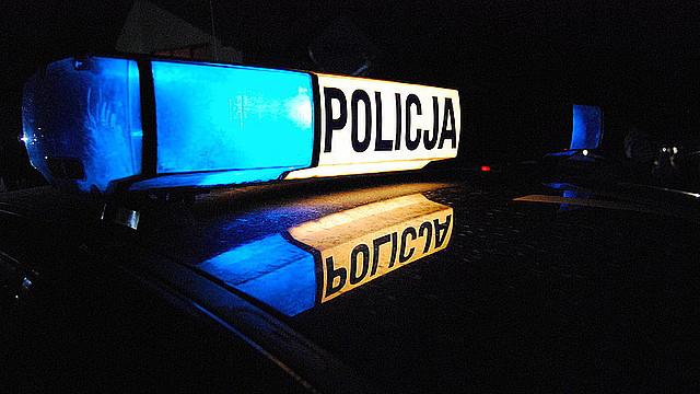 Dzisiejszej nocy policja zatrzymała nietrzeźwego kierowcę