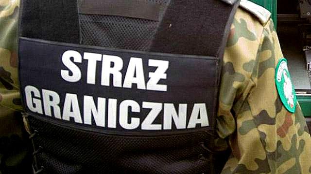 Obywatel Ukrainy jest poszukiwany przez Straż Graniczną