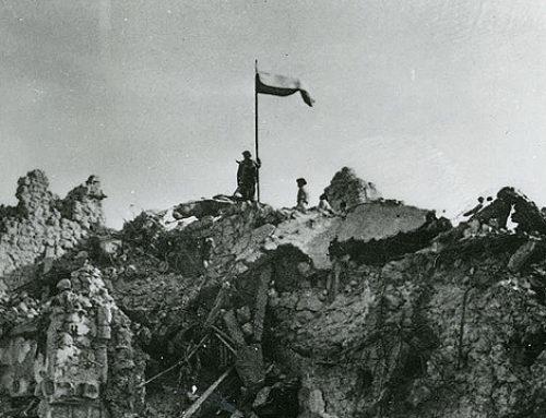 Dziś rocznica zdobycia Monte Cassino. Czy wiecie że to przemyślanin wszedł tam jako pierwszy?