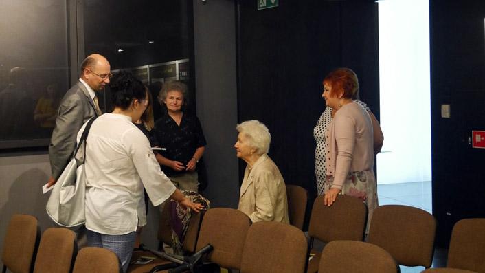 Muzeum Ulmów 15.07 - świadectwo historii Wandy Krewko  2