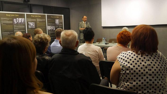 Muzeum Ulmów 15.07 - świadectwo historii Wandy Krewko 6