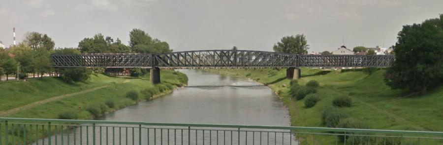 widok z mostu komp
