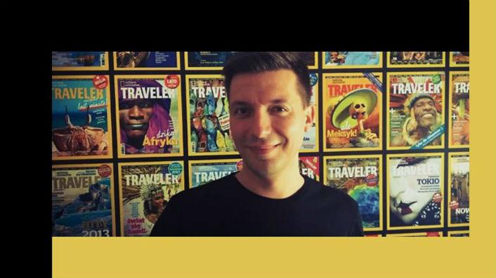 W przemyskim muzeum odbędzie się spotkanie z dziennikarzem National Geographic Traveler Michał Cessanis