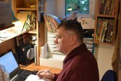 Janusz Horoszkiewicz przy kolejnej relacji świadka