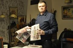 Janusz-Horoszkiewicz-autor szeregu artykułów w Monitorze Wołyńskim