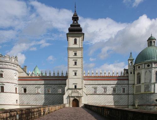 """Głosujemy na Zamek w Krasiczynie w plebiscycie na """"Najciekawsze zamki w Polsce"""""""