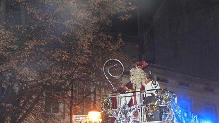 Na przemyski Rynek przyszedł św. Mikołaj [Galeria]