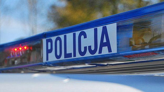 Przemyscy policjanci podczas interwencji zapobiegli tragedii