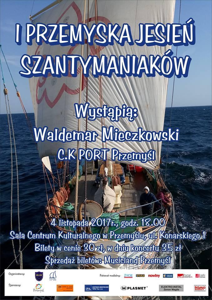 Znalezione obrazy dla zapytania koncert waldemara mieczkowskiego