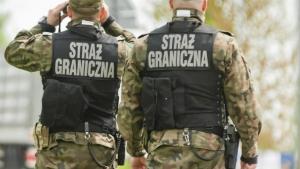 Pogranicznicy zatrzymali cudzoziemców, którzy nielegalnie przekroczyli granicę