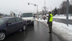 Incydenty przeciwko pogranicznikom na przejściu granicznym w Medyce