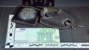 Kolejni przyjezdni z banknotami do gry planszowej na polskiej granicy