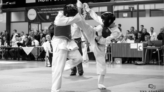 Przemyscy karatecy mistrzami Makroregionu Południowego [Galeria zdjęć]
