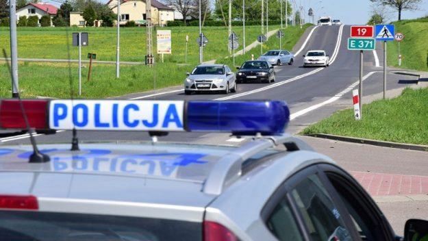 Uwaga na szybkość. Za jej przekroczenie przemyscy policjanci zatrzymali cztery prawa jazdy