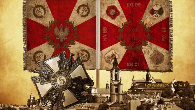 Potrzebne wsparcie przy odtworzeniu repliki przedwojennego sztandaru 5. Pułku Strzelców Podhalańskich