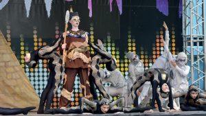 Zespół Taneczny Koralik zdobył 4 nagrody na międzynarodowym festiwalu