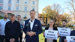 STOP brudnej kampanii wyborczej w Przemyślu