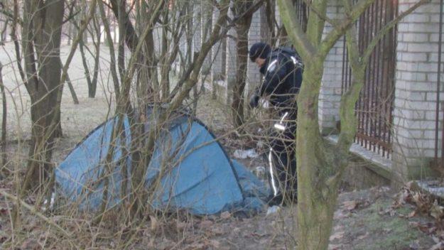 Przemyska policja apeluje – pamiętajmy o bezdomnych