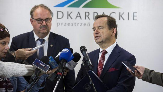 Wybrano zarząd województwa podkarpackiego