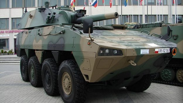 Nowy sprzęt dla 5 Batalionu Strzelców Podhalańskich w Przemyślu