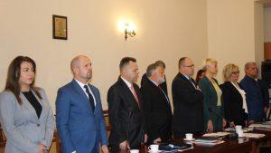 Inauguracyjna sesja VI kadencji Rady Powiatu Przemyskiego [zdjęcia]