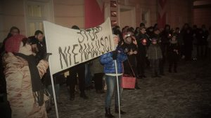 W Przemyślu zapalono światełko pamięci dla zmarłego prezydenta Gdańska