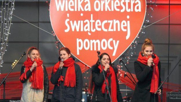 Podczas 27. Finału WOŚP w Przemyślu zebrano ponad 96 tys. zł [galeria zdjęć]