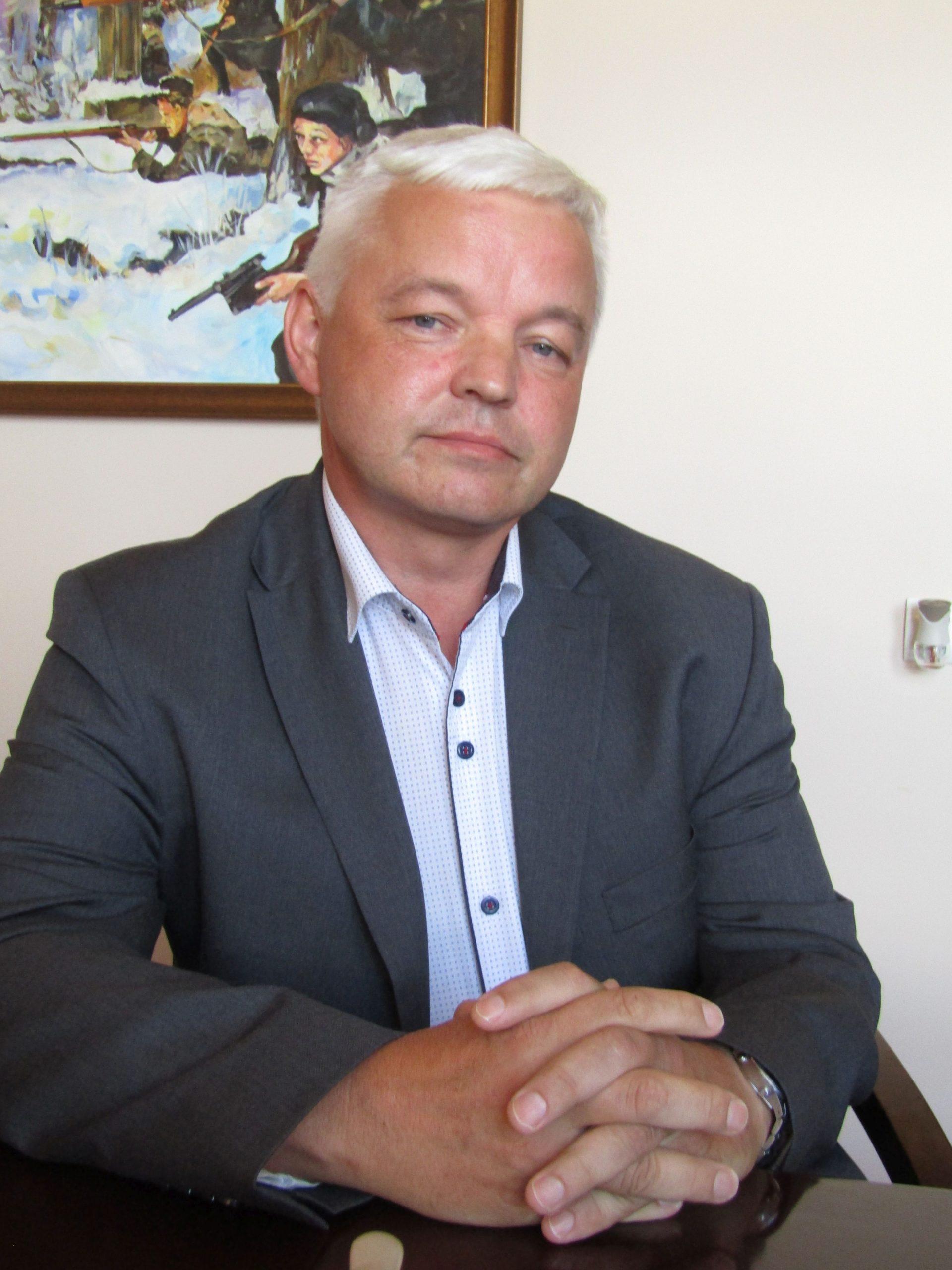 Wójt Andrzej Huk